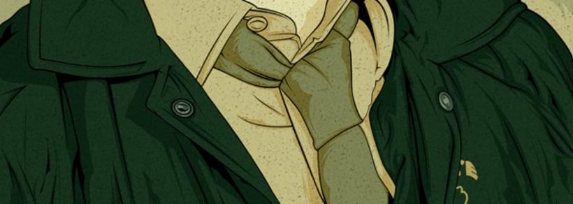 True Detective // Rust Cohle 3