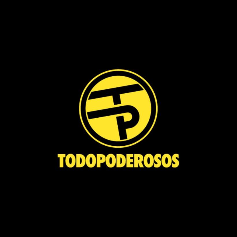 TODOPODEROSOS Logo -1