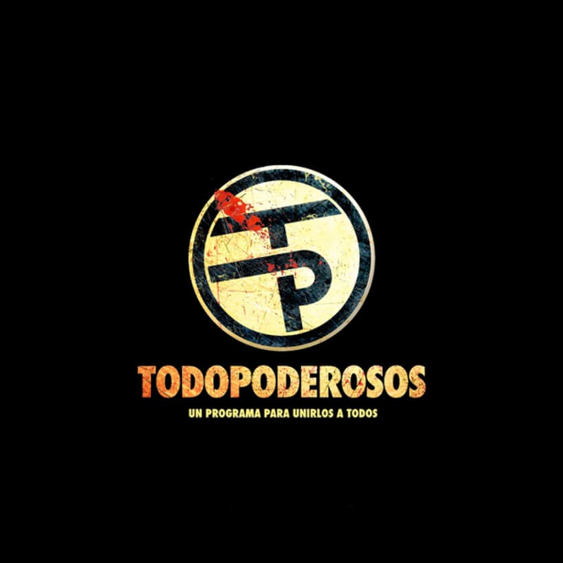 TODOPODEROSOS Logo 0