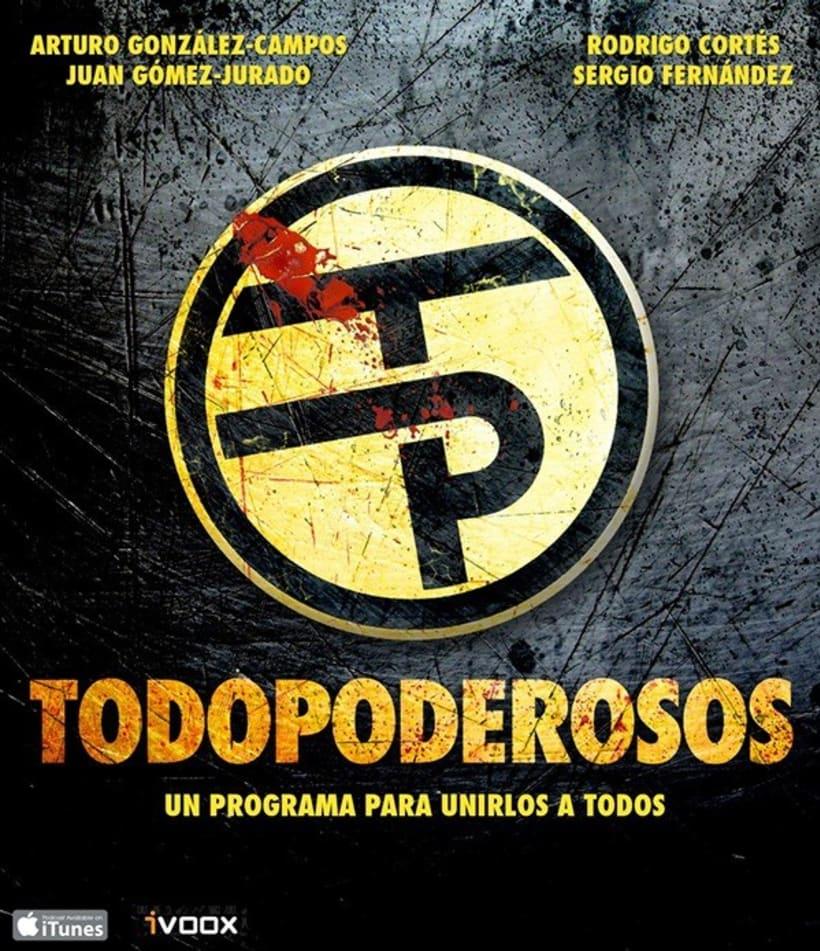 TODOPODEROSOS Logo 1