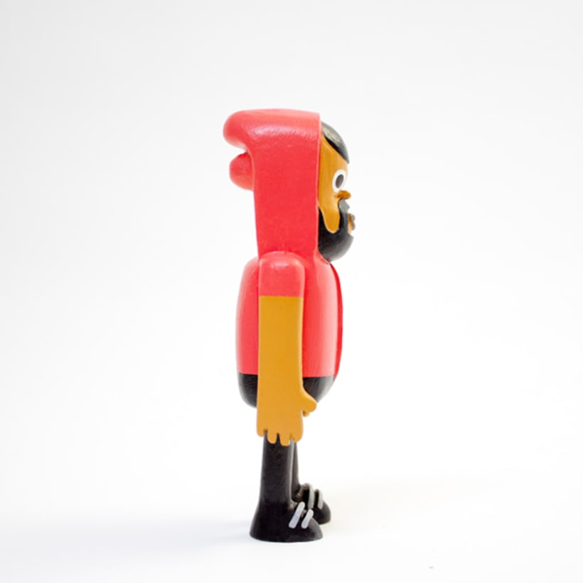 CARLOS JEAN - Art Toy 3