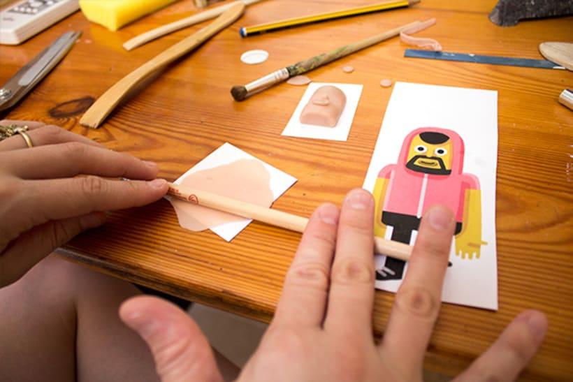 CARLOS JEAN - Art Toy 10