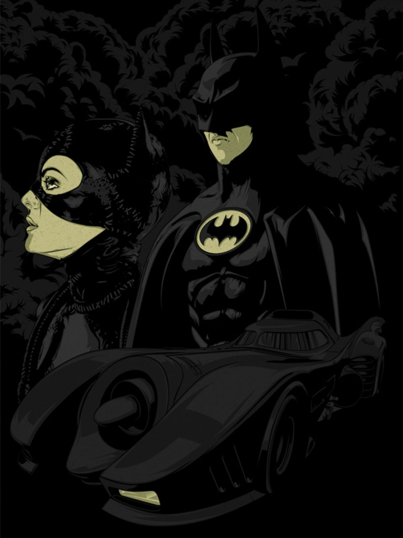 Batman Returns Tribute -1
