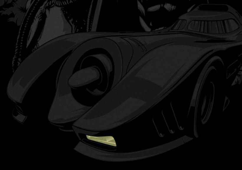 Batman Returns Tribute 2