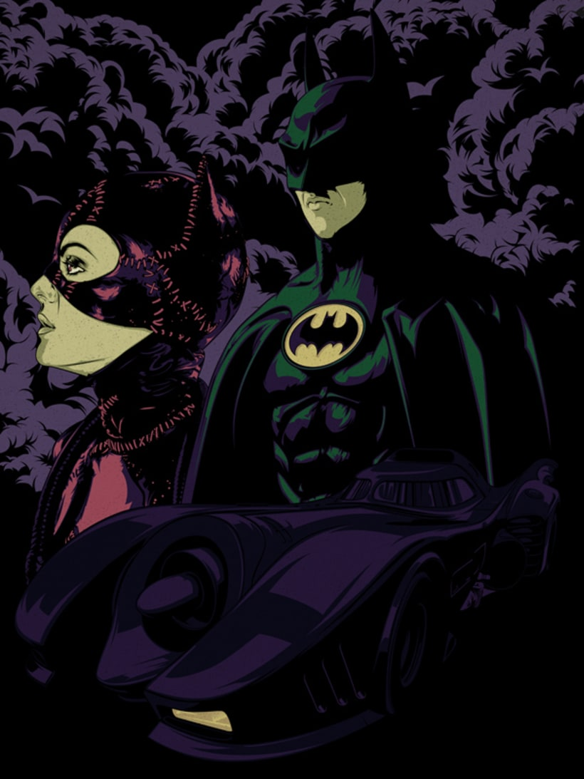 Batman Returns Tribute 3