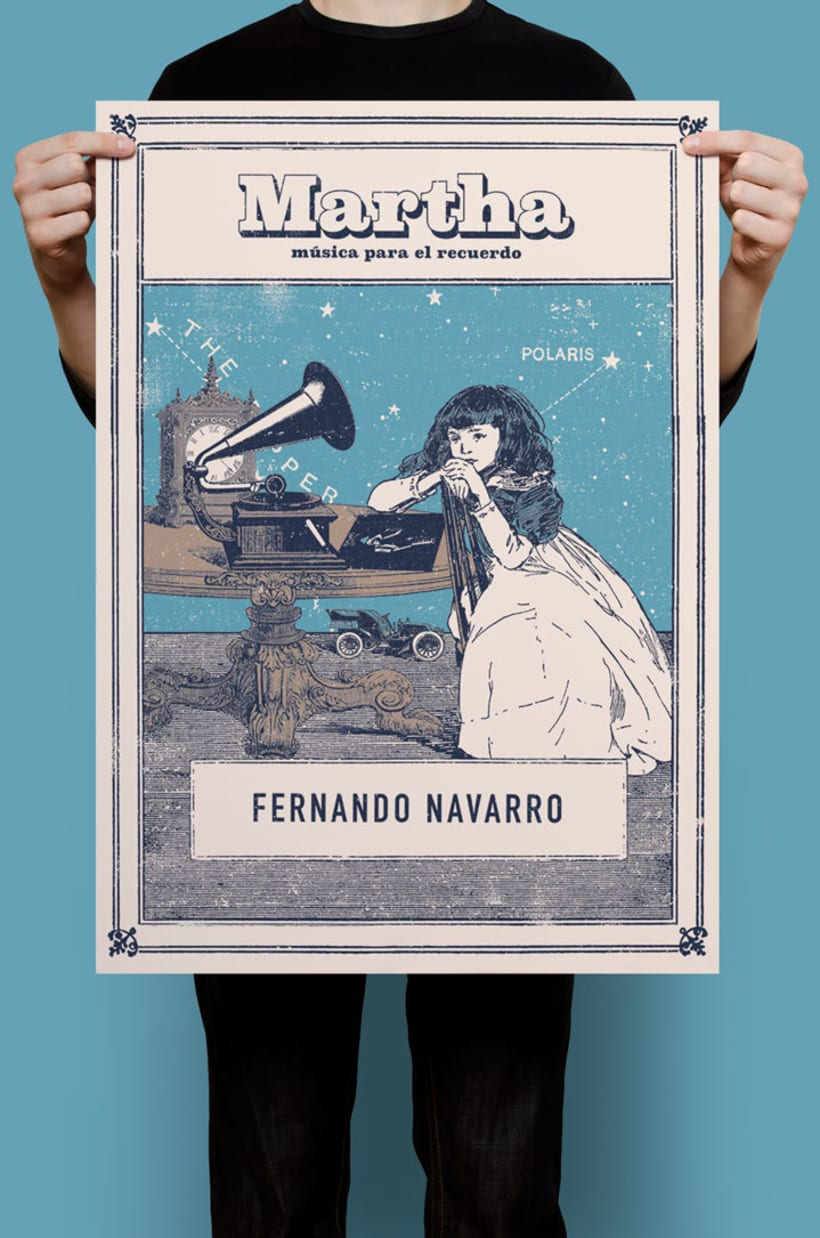 Martha, una novela de Fernando Navarro. 6