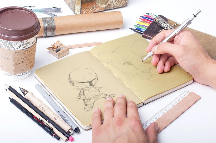 Sketchbook 0