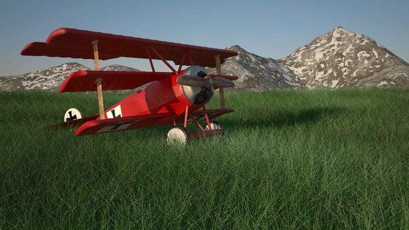 Avioneta Vray  0