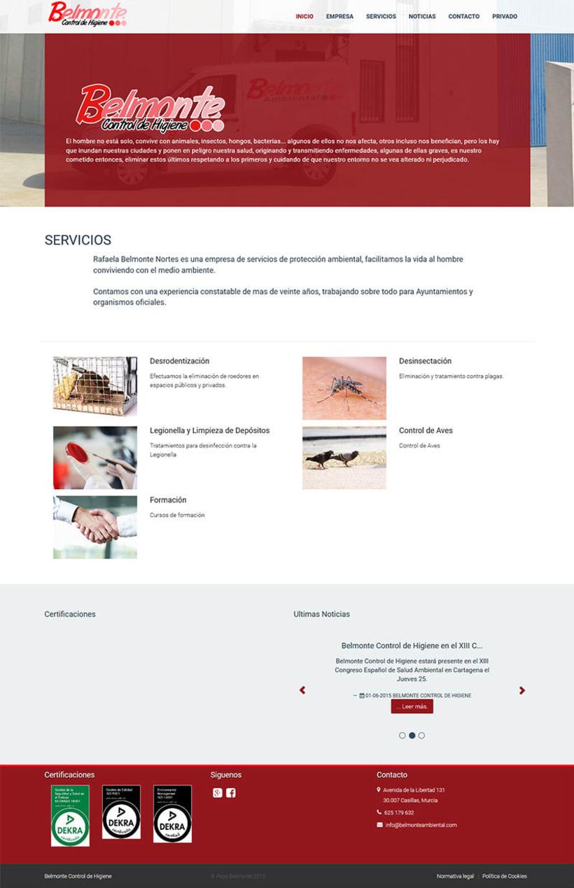Web Belmonte Ambiental 0