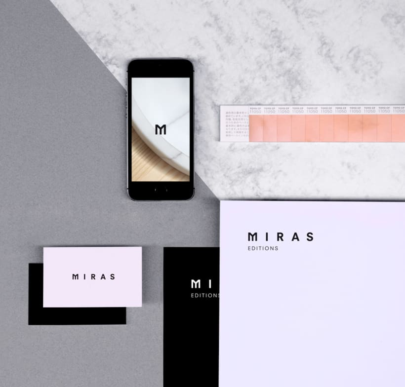 MIRAS EDITIONS 3