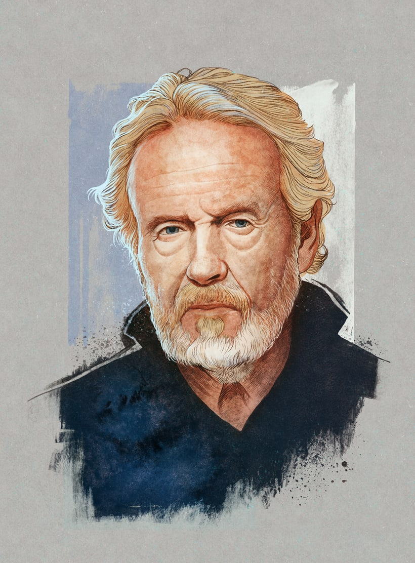 Great Filmmakers: Ridley Scott 0