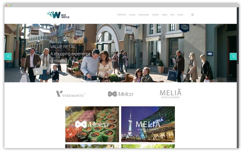 WEB Y APP PARA BCN WORLD 6