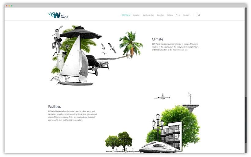 WEB Y APP PARA BCN WORLD 7