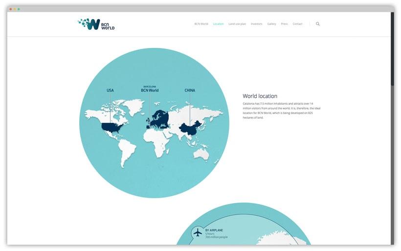 WEB Y APP PARA BCN WORLD 8