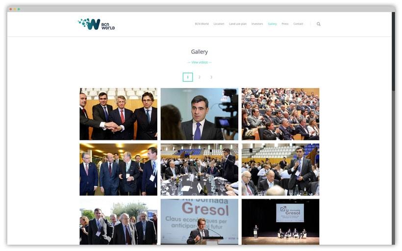 WEB Y APP PARA BCN WORLD 10