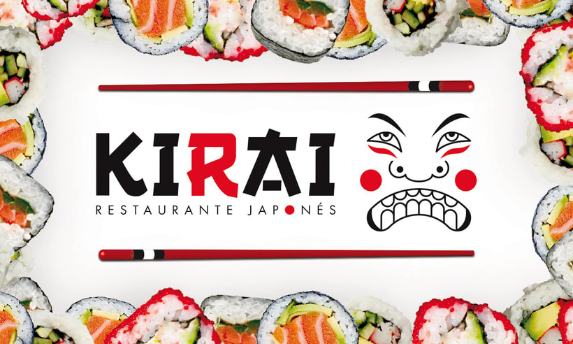 "Branding Restaurante Japonés ""KIRAI"" 0"