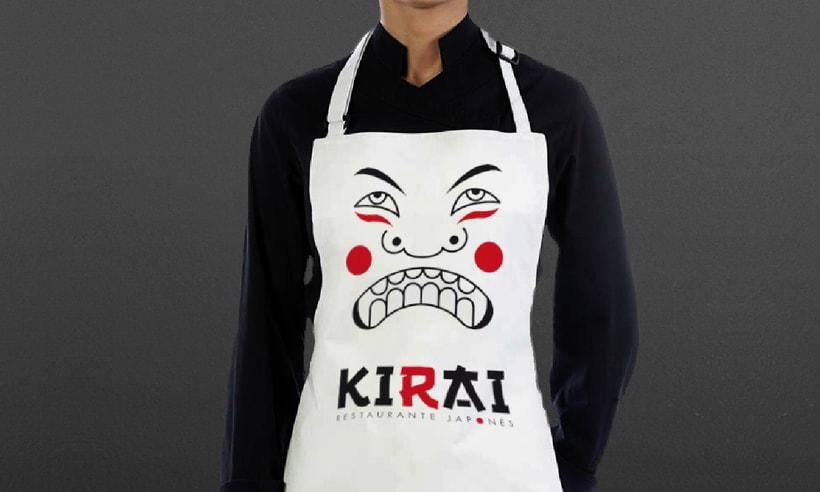 "Branding Restaurante Japonés ""KIRAI"" 15"