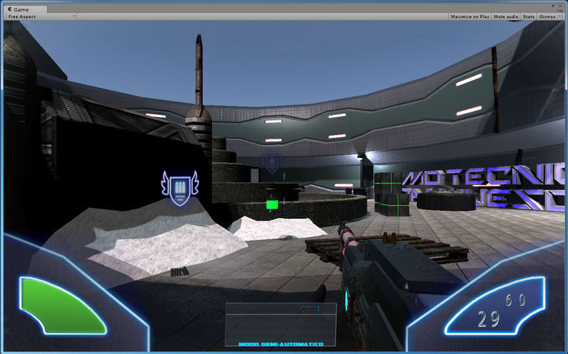 Demo Técnica -FPS Unity 5 WIP- -1