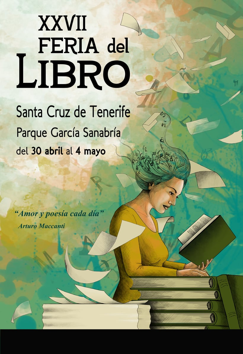 Feria del Libro (Santa Cruz de Tenerife) 1