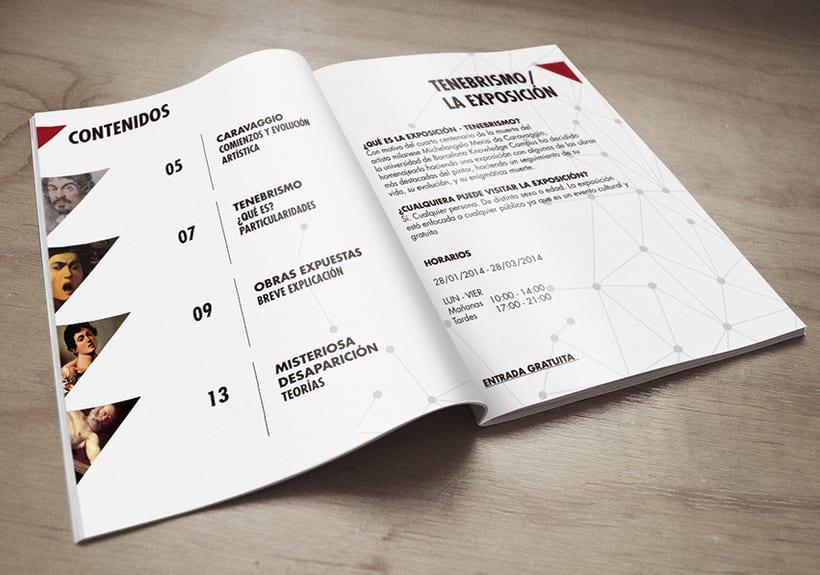 """""""Tenebrismo"""" Caravaggio 3"""