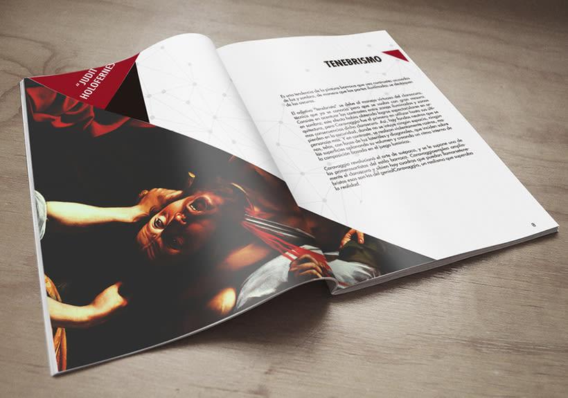 """""""Tenebrismo"""" Caravaggio 4"""