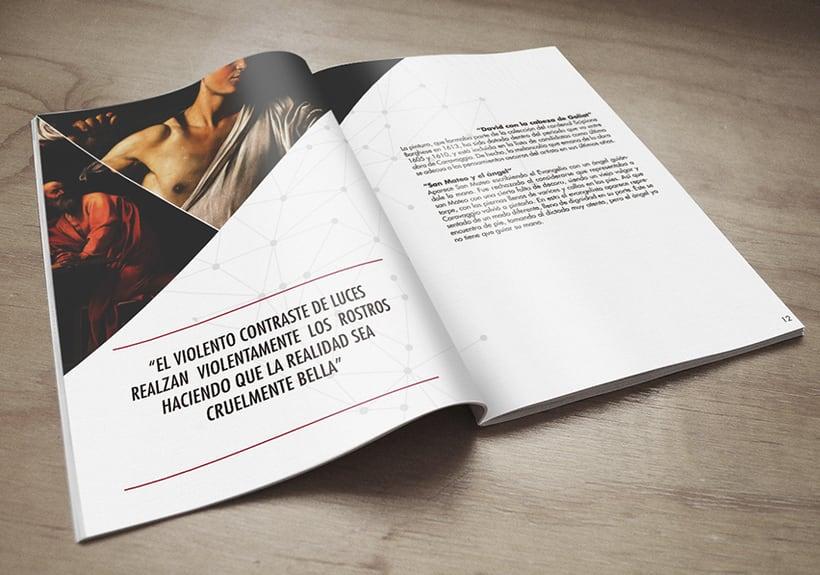 """""""Tenebrismo"""" Caravaggio 5"""