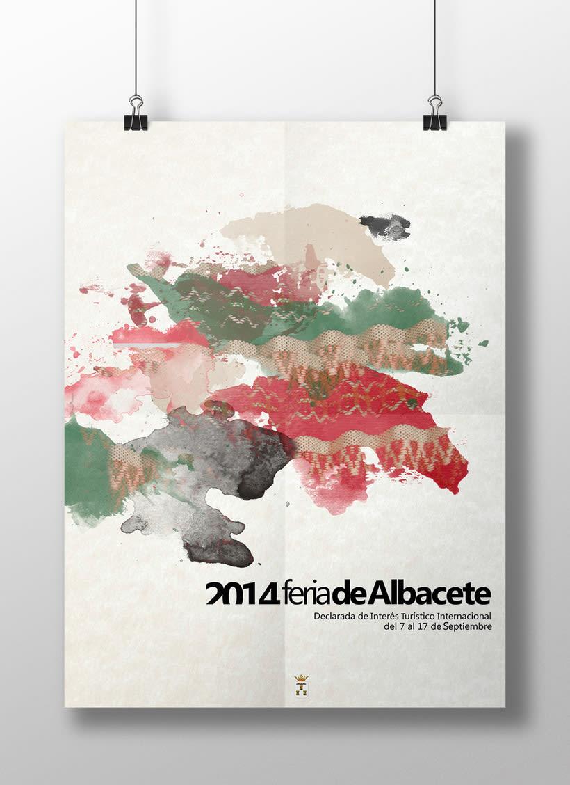 Propuesta Cartel Feria de Albacete 2014 -1