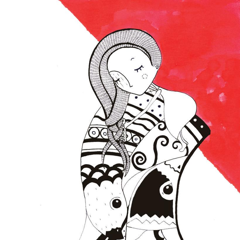 Colección de Tarjetas Ilustradas (El libro de los abrazos - Eduardo Galeano) 0