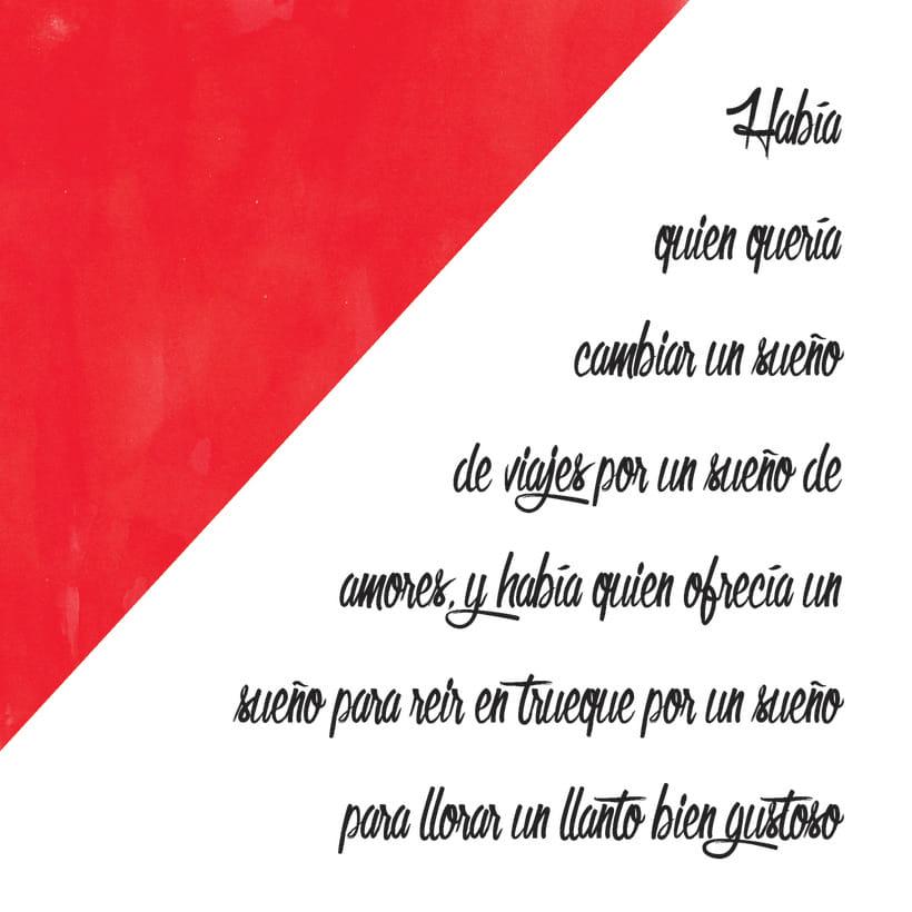 Colección de Tarjetas Ilustradas (El libro de los abrazos - Eduardo Galeano) 1