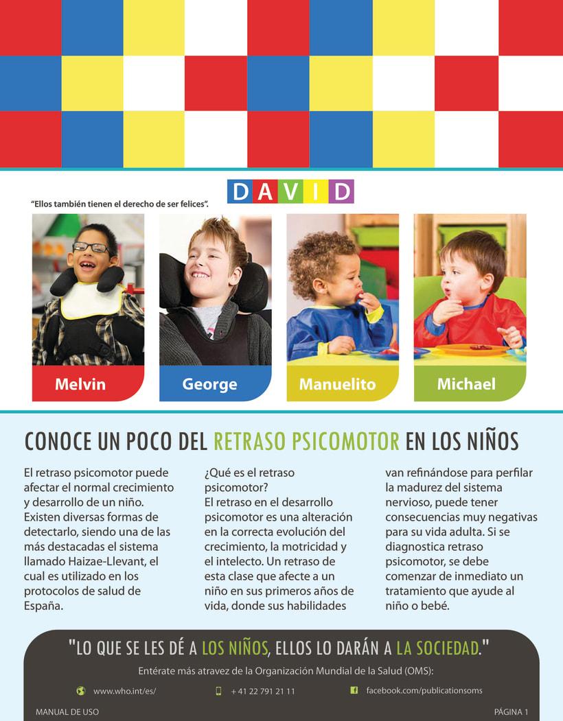 Manual de juego para niños con retraso psicomotor. 2