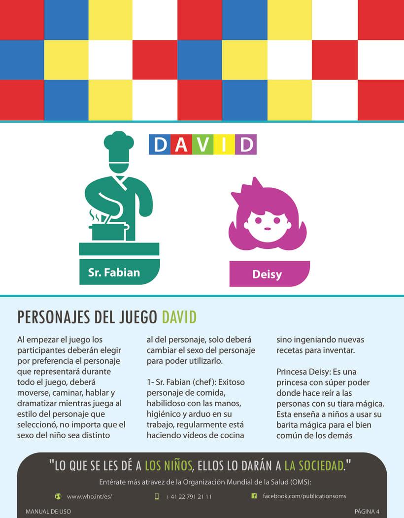 Manual de juego para niños con retraso psicomotor. 5