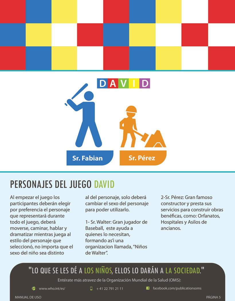 Manual de juego para niños con retraso psicomotor. 6