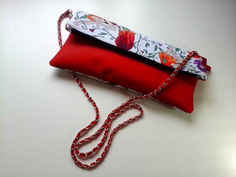 Estampado textil para bolso 3
