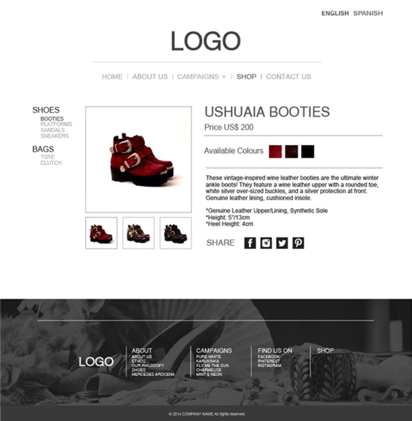 Fashion Store Web 5