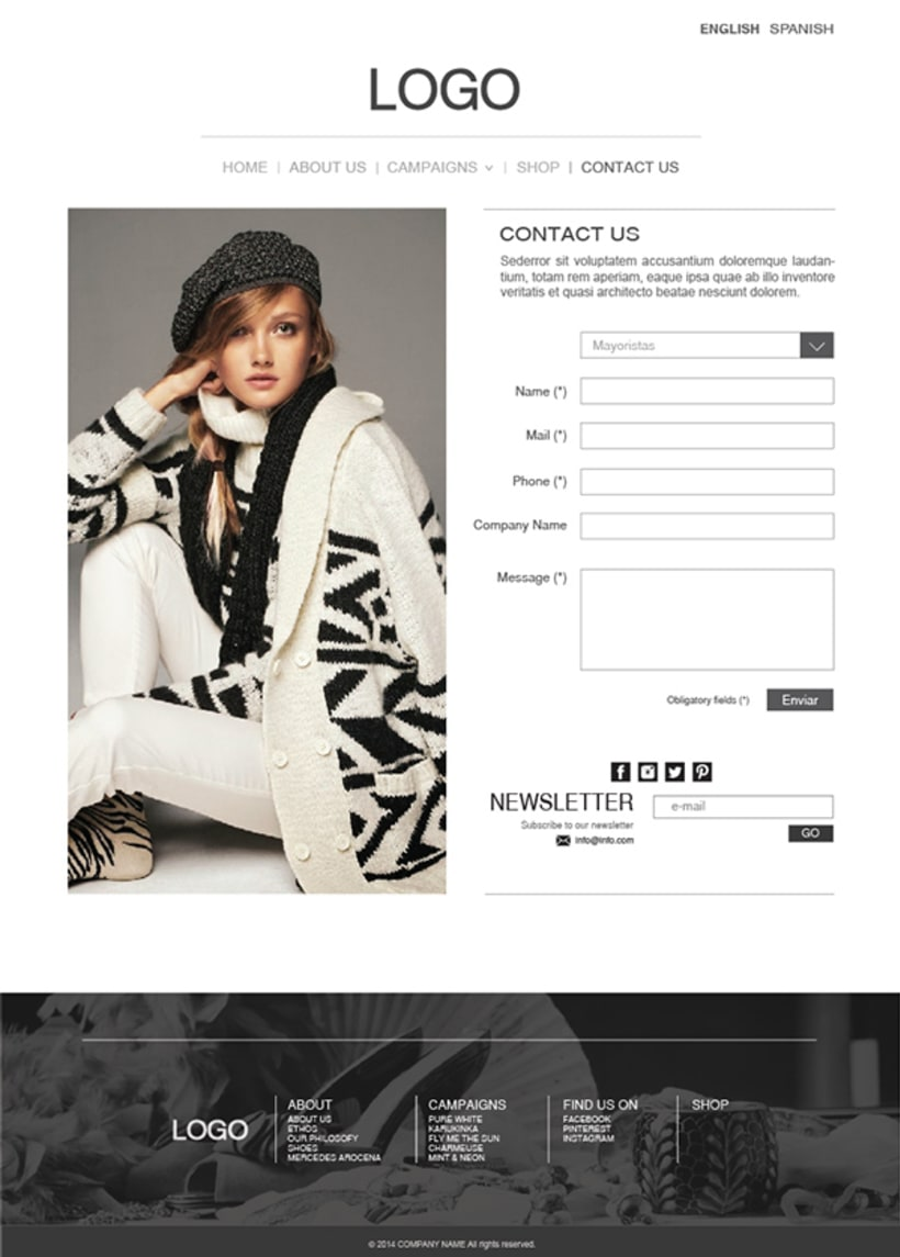 Fashion Store Web 6