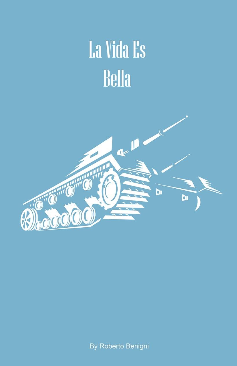 Iconismo de la pelicula La Vida es Bella by Roberto Benigni 0