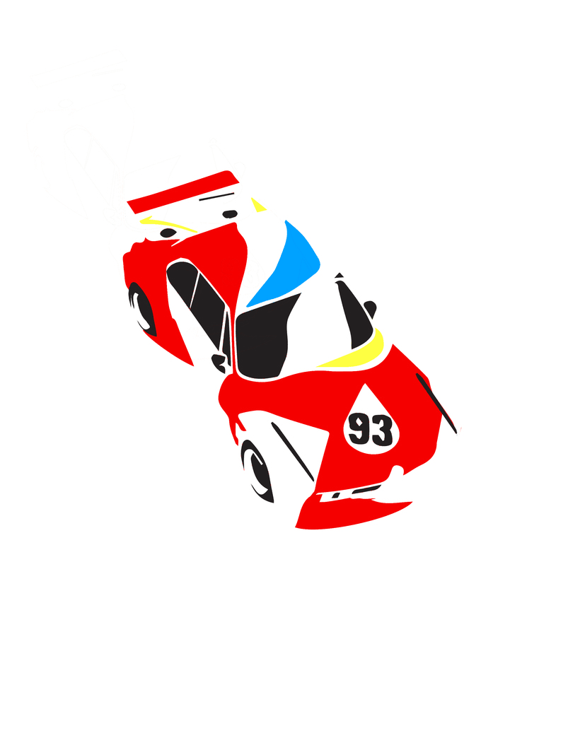 Print BMW -1