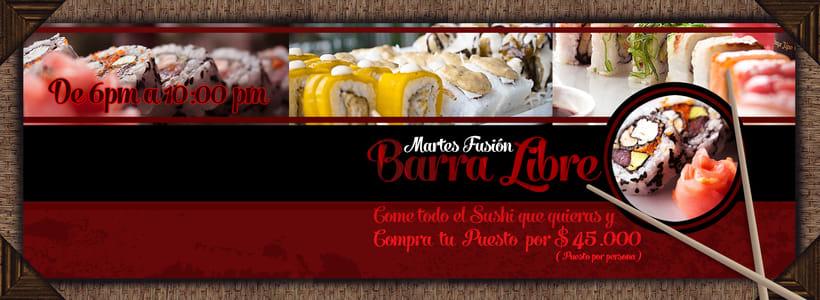 Restaurante Sushi Fusión Manizales 3
