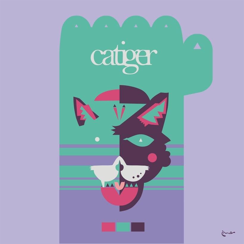CATIGER SKATE 3