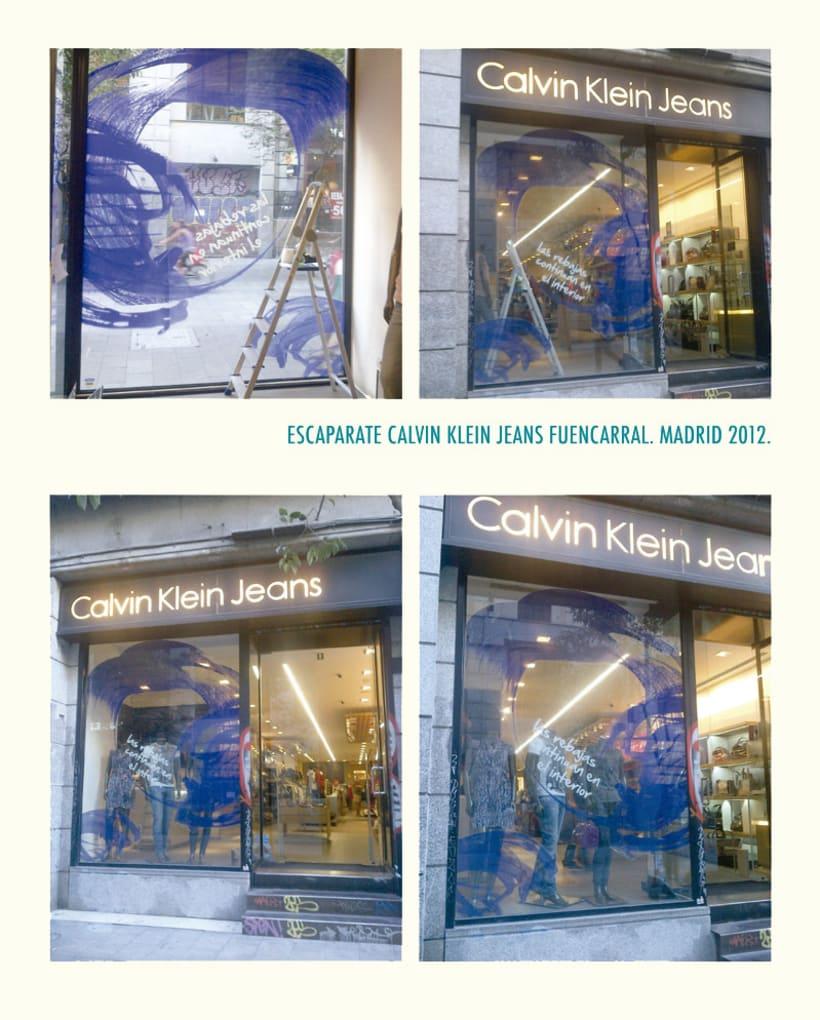 Littleno y Calvin Klein. 3
