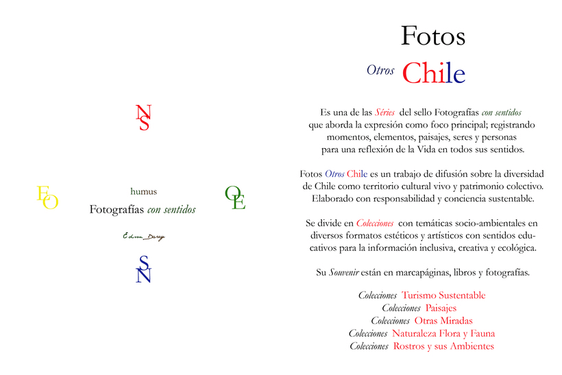 Fotos Otros Chile colección otras miradas Santiago de Chile 0