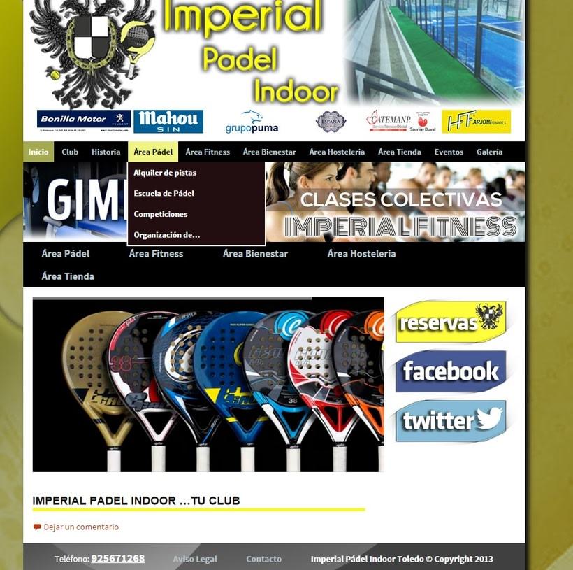 Imperial Pádel Indoor 0