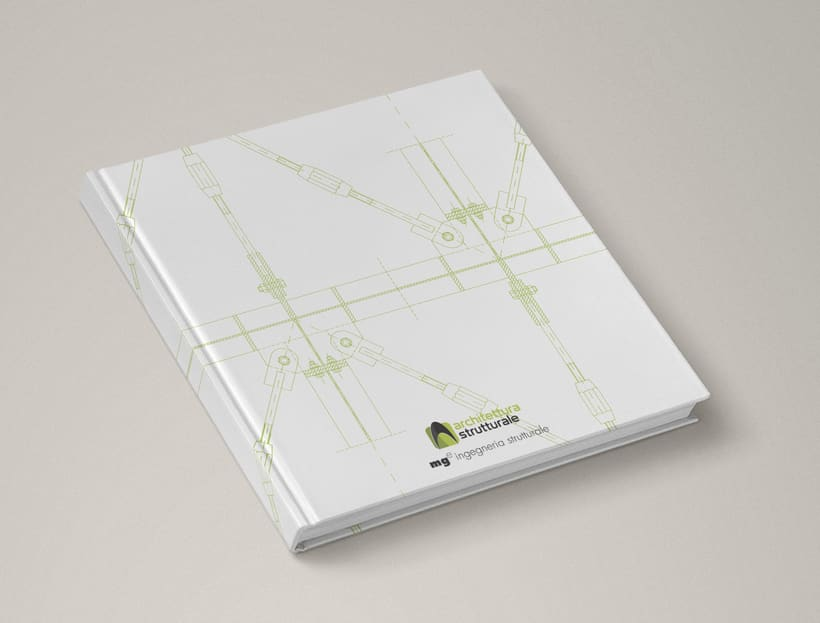 Diseño editorial para estudio de arquitectura 0
