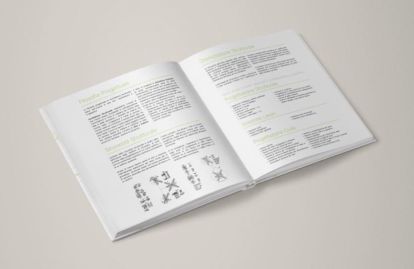 Diseño editorial para estudio de arquitectura 1