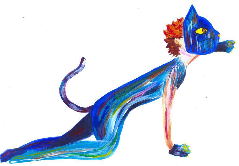 Un animal soñado por Kafka 2