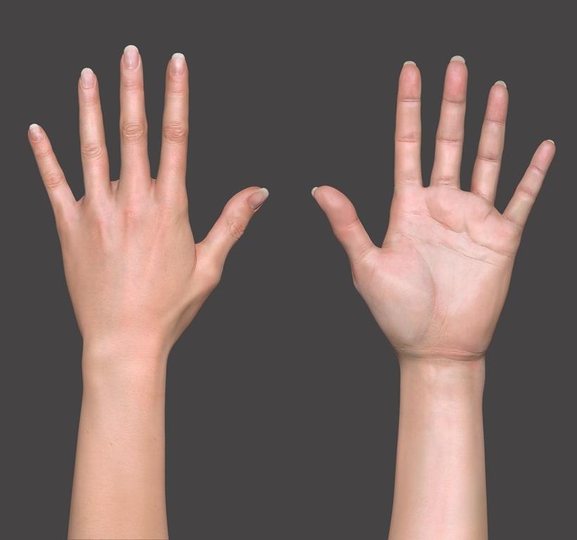 Female hand -1