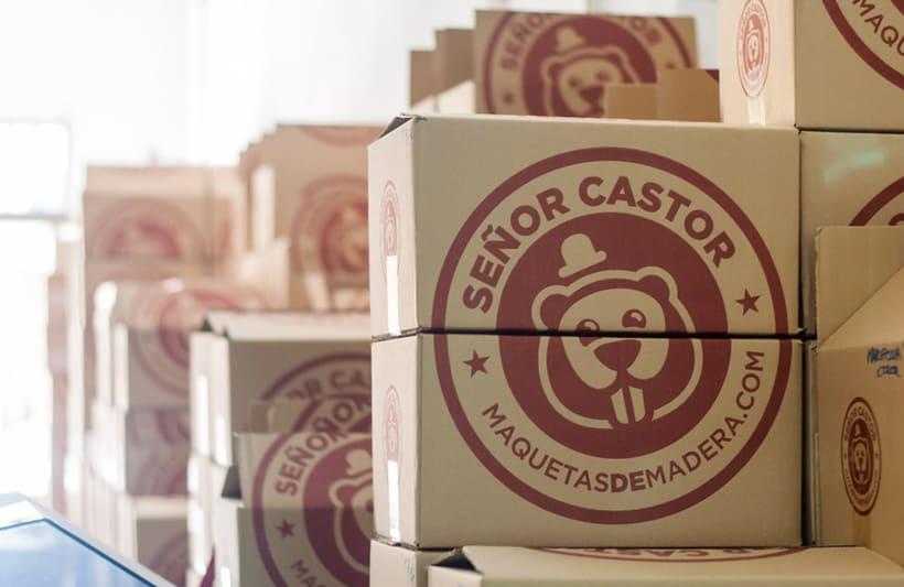 Señor Castor - maquetasdemadera.com 4