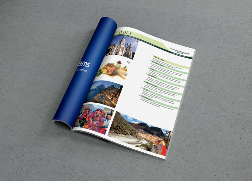 Revista de Viaje- diseño editorial 1