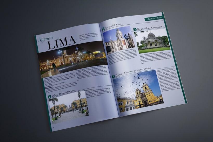 Revista de Viaje- diseño editorial 2