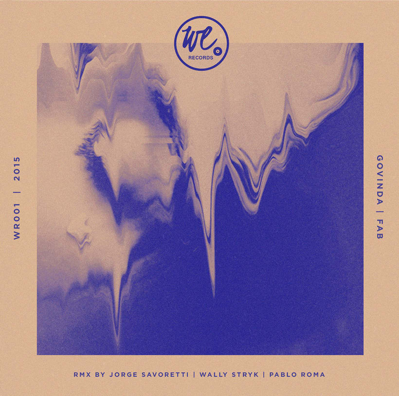 Digital Artwork - WE RECORDS EP 001 1